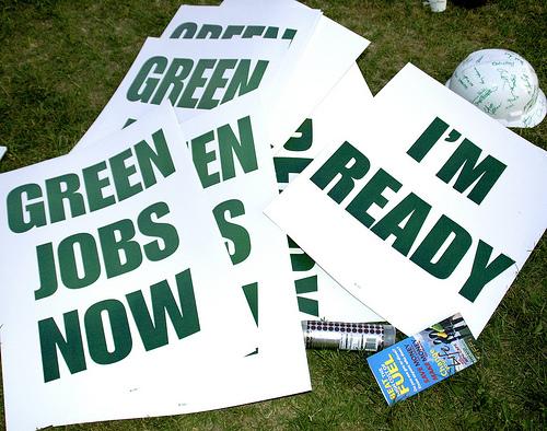 green cleantech jobs