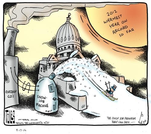 climate denial