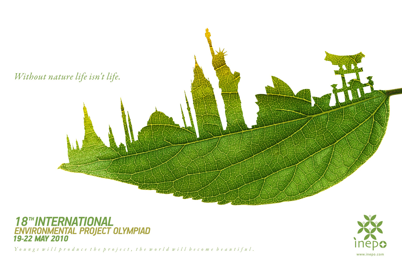 Very Cool Leafy Graphics For The Plant For The Planet