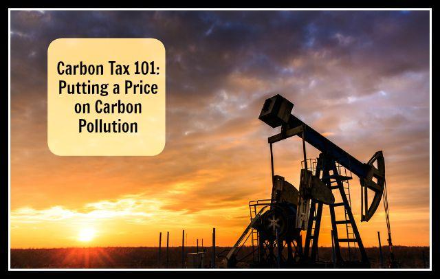 carbon tax 101