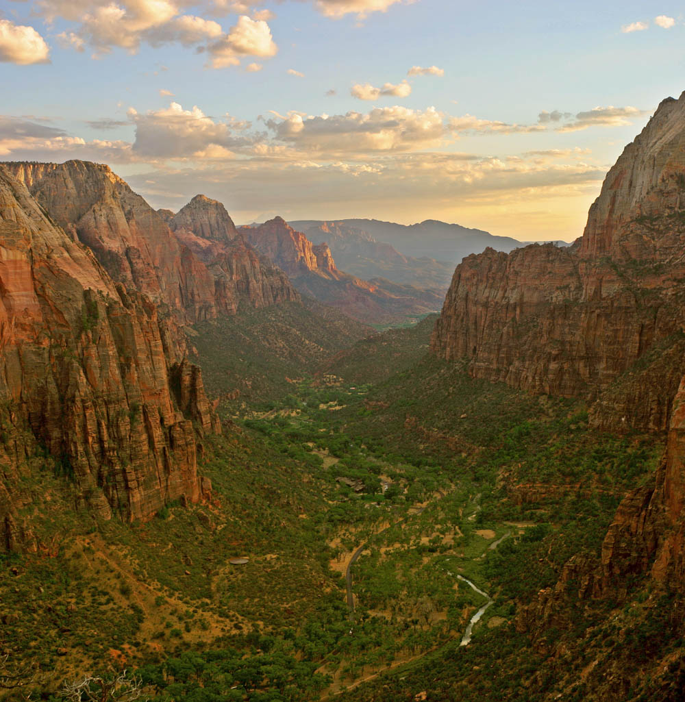 zion national park - GOP wants to give away public lands