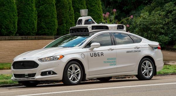 future car self-driving uber