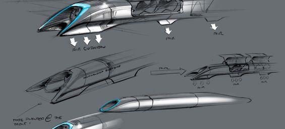 Elon Musk hyperloop boring company