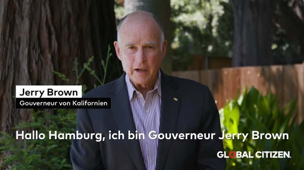 Jerry Brown announces Global Climate Summit ahead of G20 meeting