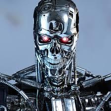 Killer robot AI - Elon Musk vs the Terminator