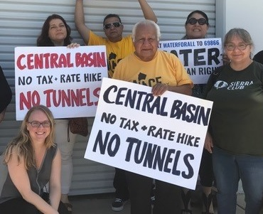 Central Basin Water District puts off vote on Delta Tunnels
