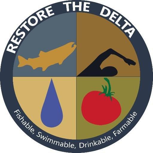 restore the delta logo