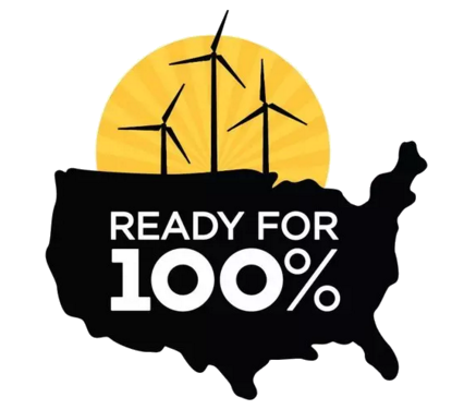 sierra club ready for 100 campaign for 100% renewable energy