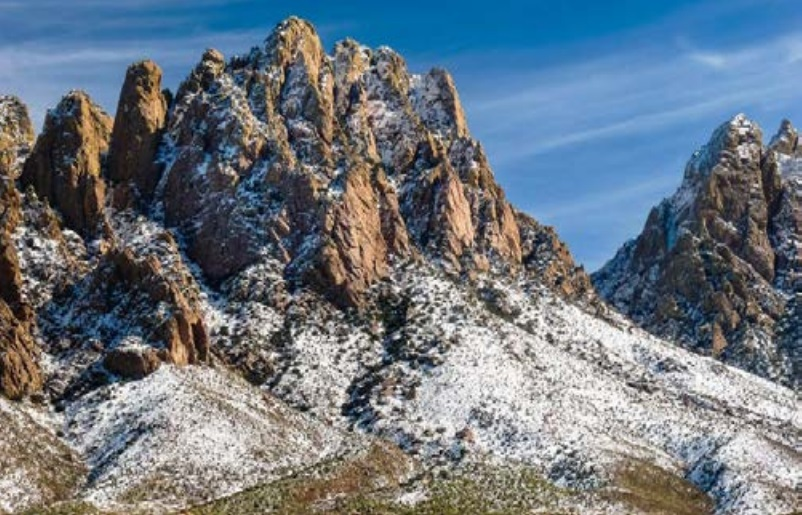 Organ Mountains Desert Peaks national Monument, NM