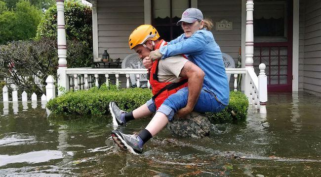 hurricane harvey citizens climate lobby act