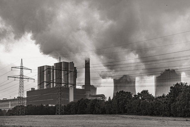 Coal power plant cc by x1klima on FLickr
