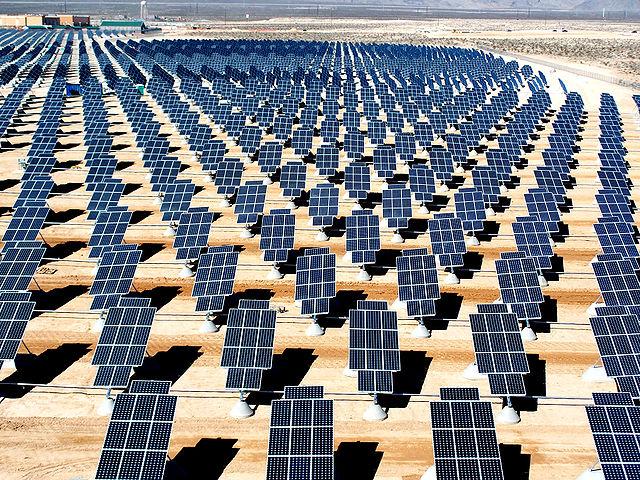 solar energy array