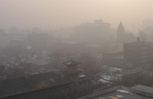 beijing pollution photo J Aaron Farr/Flickr