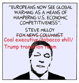 steve milloy, climate denier