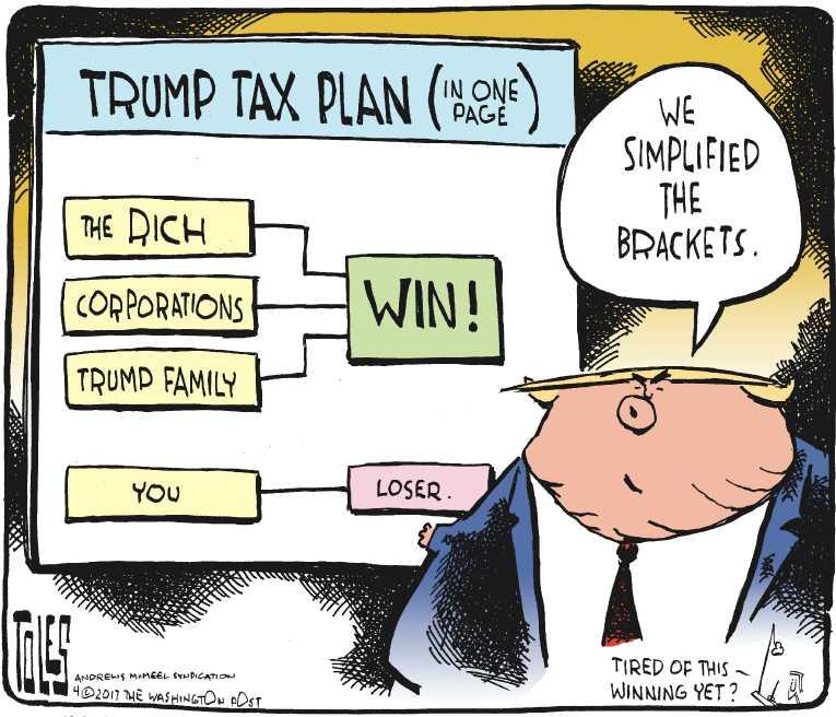 Donald Trump's Bullshit Vs The Real Deal