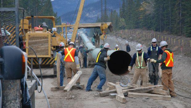 Kinder Morgan Trans-mountain pipeline
