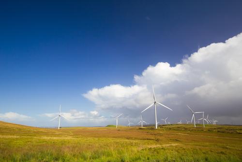scotland wind farm