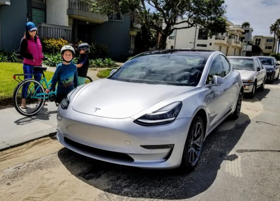 Tesla Model 3 photos by Kyle Field for CleanTechnica