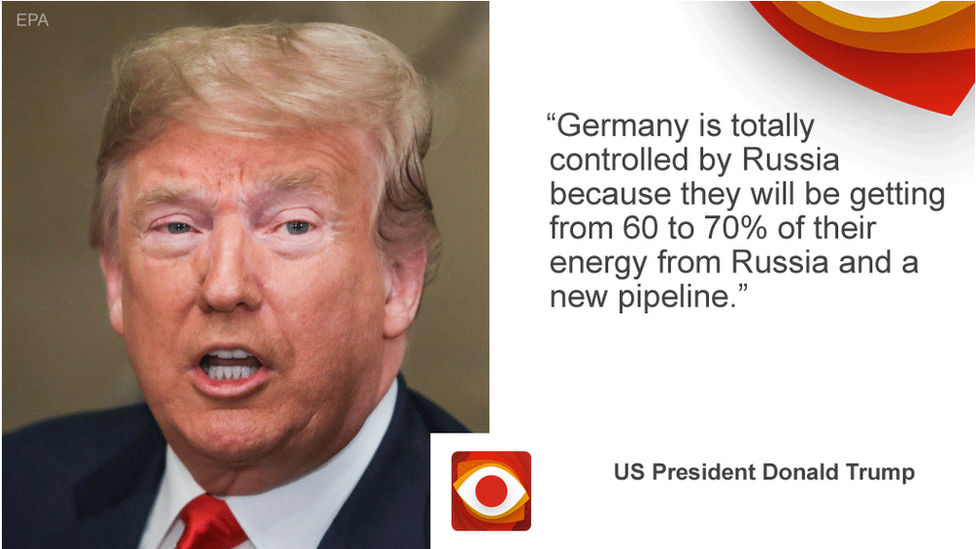 Trump's NATO lie: Germany gets more energy from renewables ...