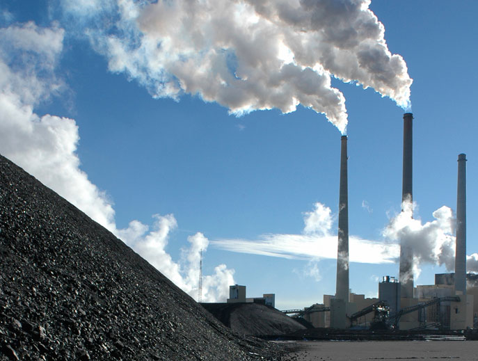 FirstEnergy Solutions' coal plant