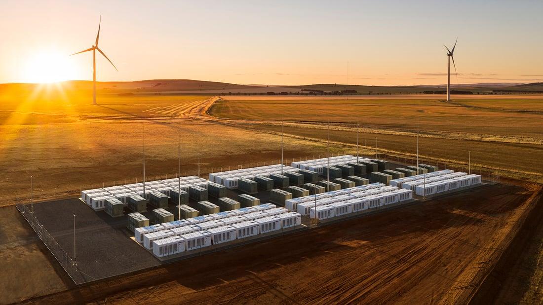 "Australiea's Hornsdale power reserve - Tesla's ""Big Battery"""