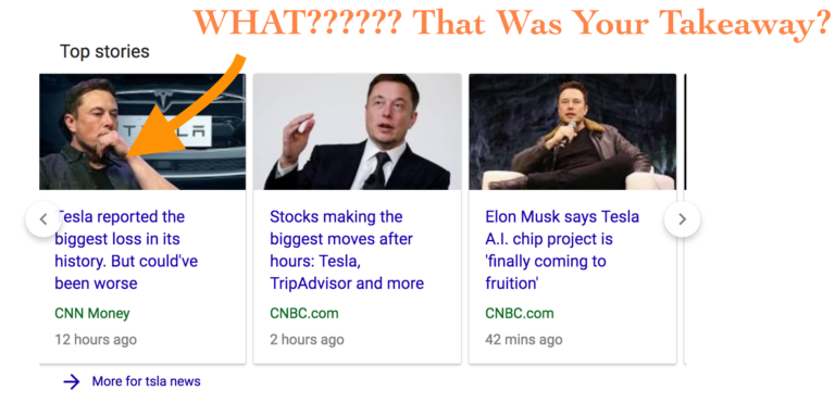 Tesla headlines - short sellers vs reality