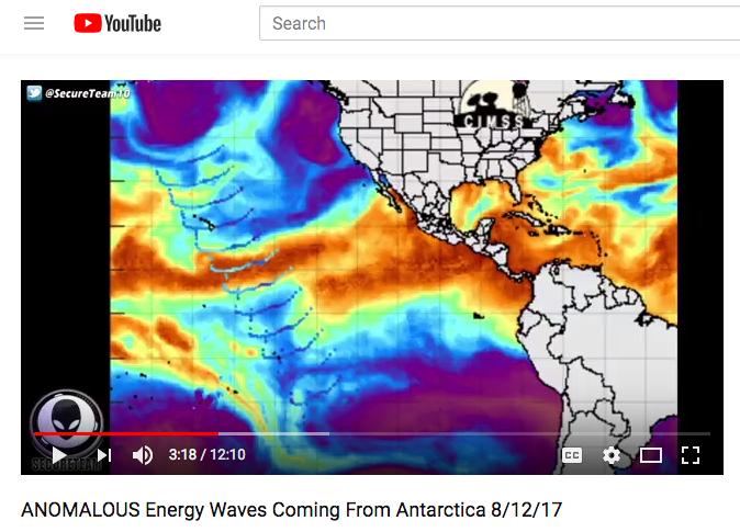 Infowars: John Kerry's Antarctic Energy Beam Saved Hawaii from Hurricane Lane