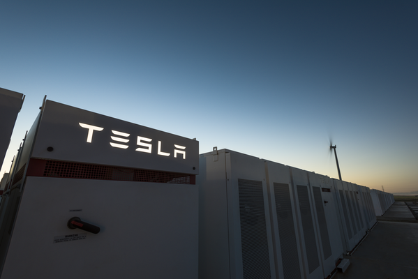 tesla batter south australia powerpack energy storage