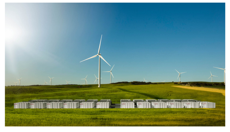 Tesla's powerpack installation in South Australia
