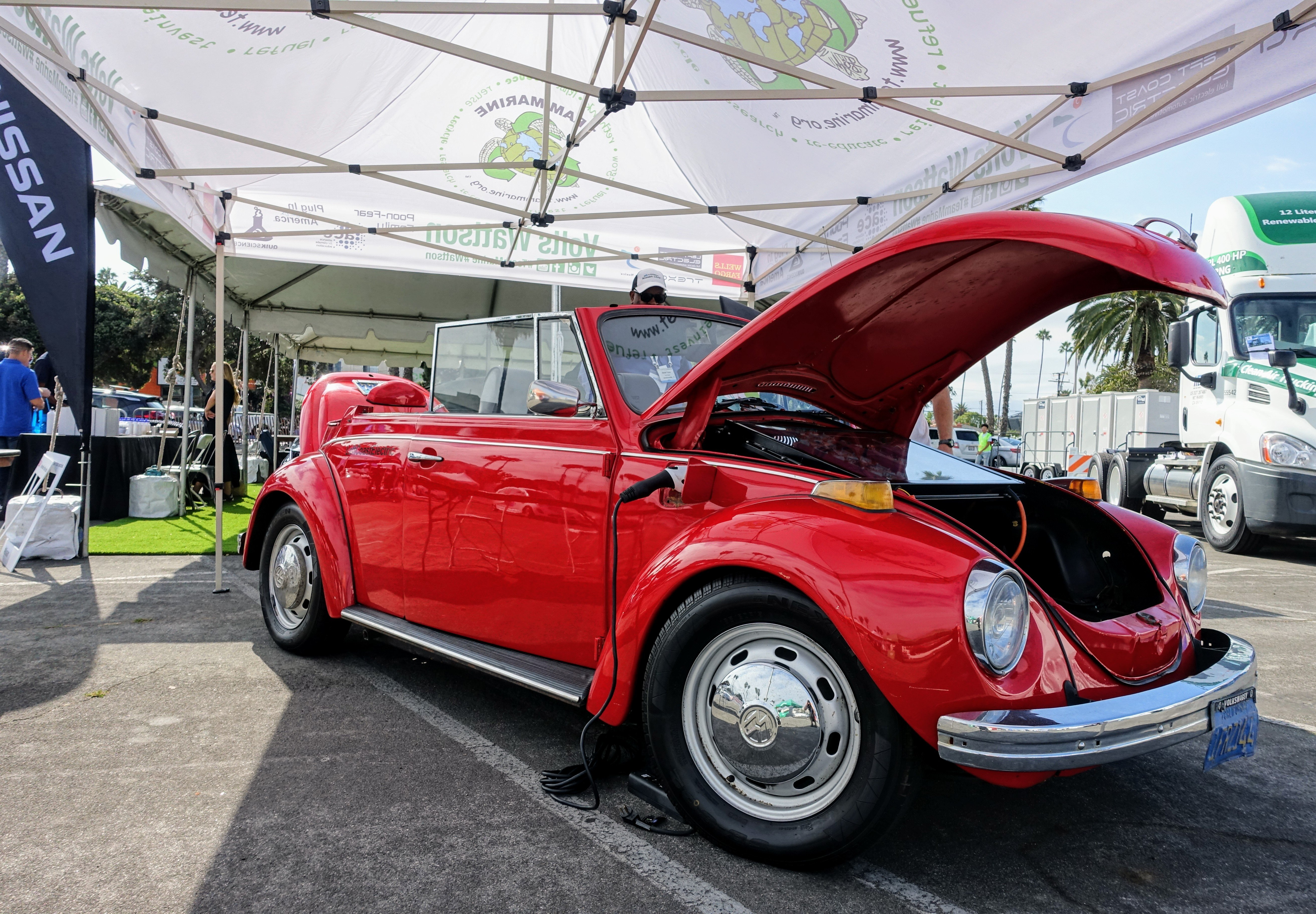 Would You Put A Tesla Motor In Your Clic Mustang Or Convert Vw To Ev