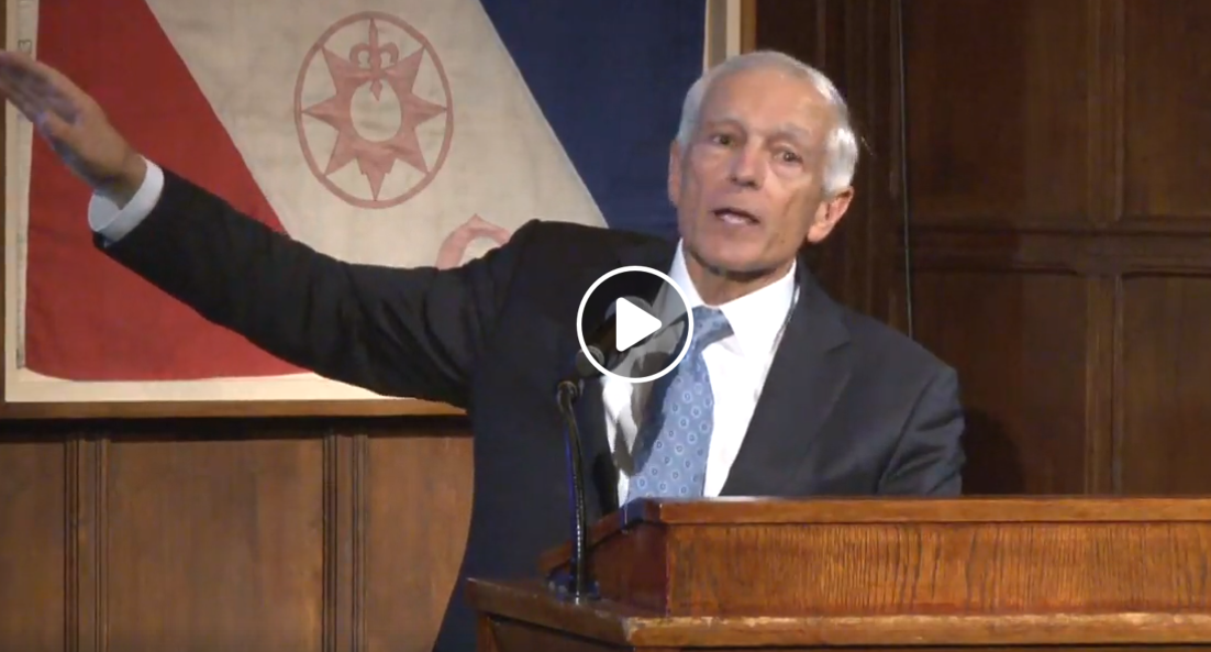 General Wesley Clark calls for a carbon tax