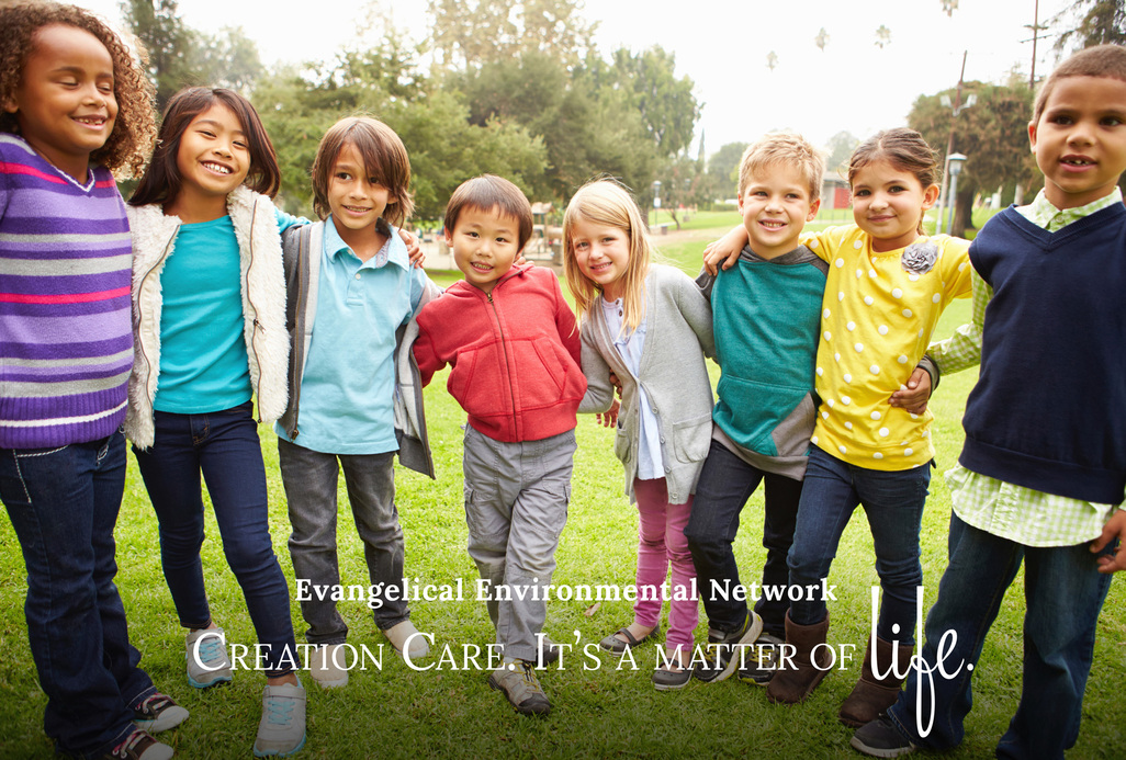 evangelical environmental network creationcare for the children