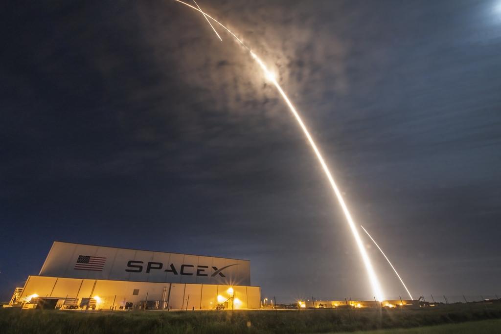 Tesla Elon Musk SpaceX launch