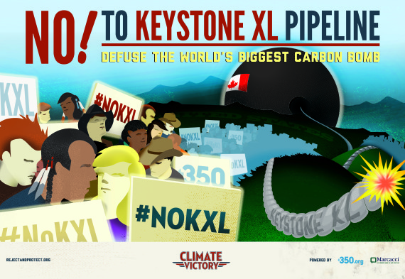 keystone xl pipeline NO KXL