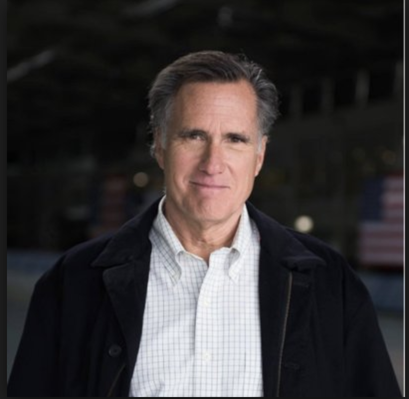 mitt romney now says climate change is a critical area