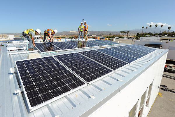 solar provides mission-critical infrastructure for national security
