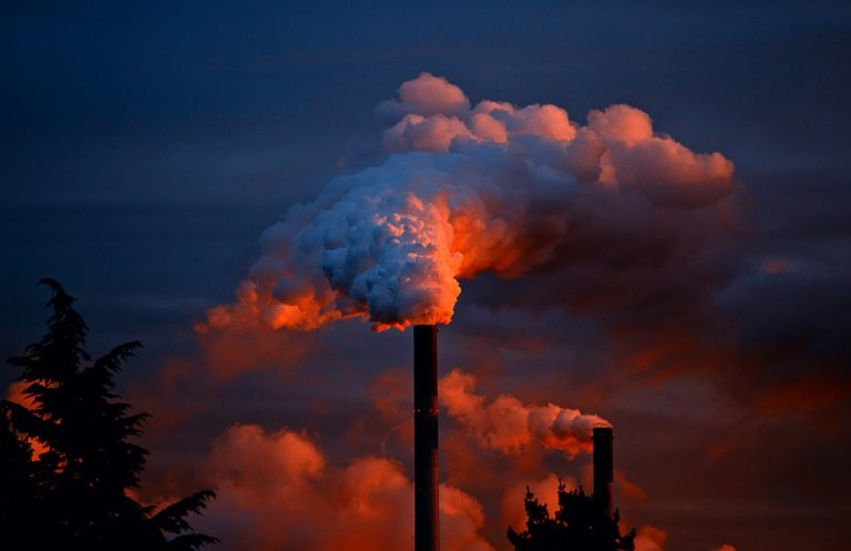 Are you thankful? As an american, you're one of the world's top polluters