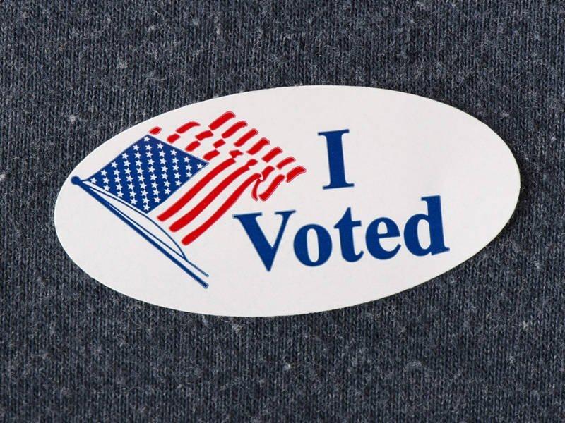 I voted. Election 2018