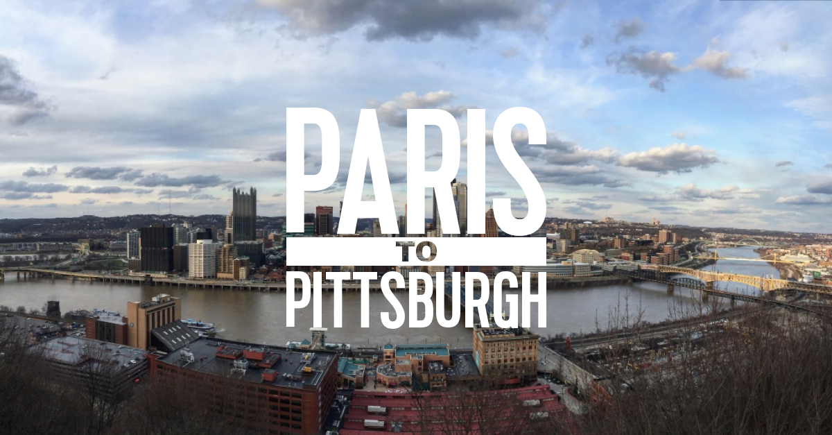 From Paris to Pittsburgh climate change documentary film
