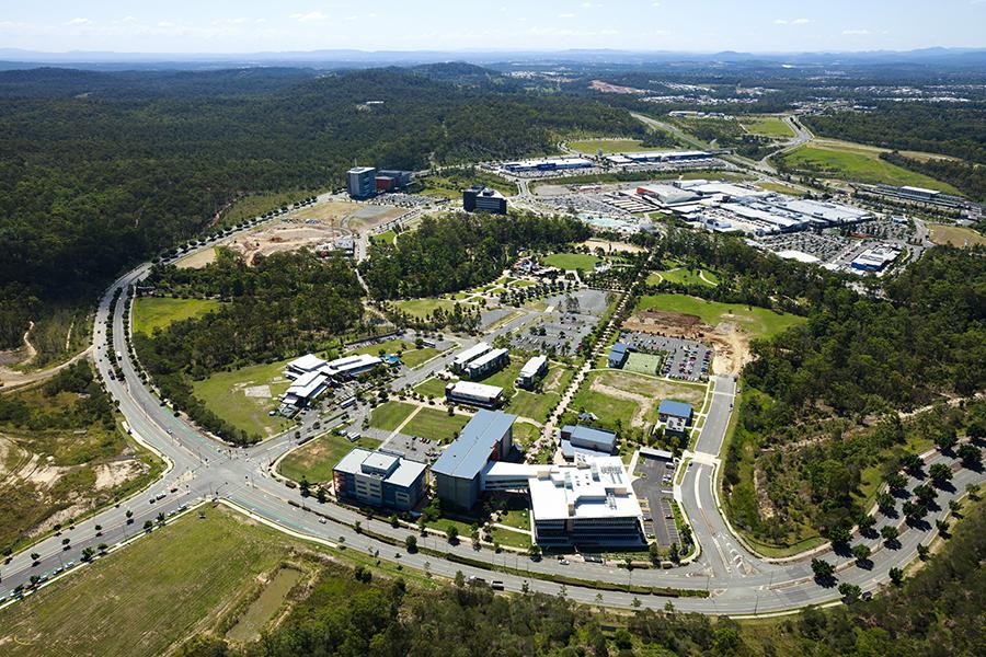 australia developing 100% renewable energy city