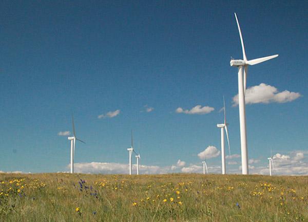 wind energy 100% renewable energy rejects coal