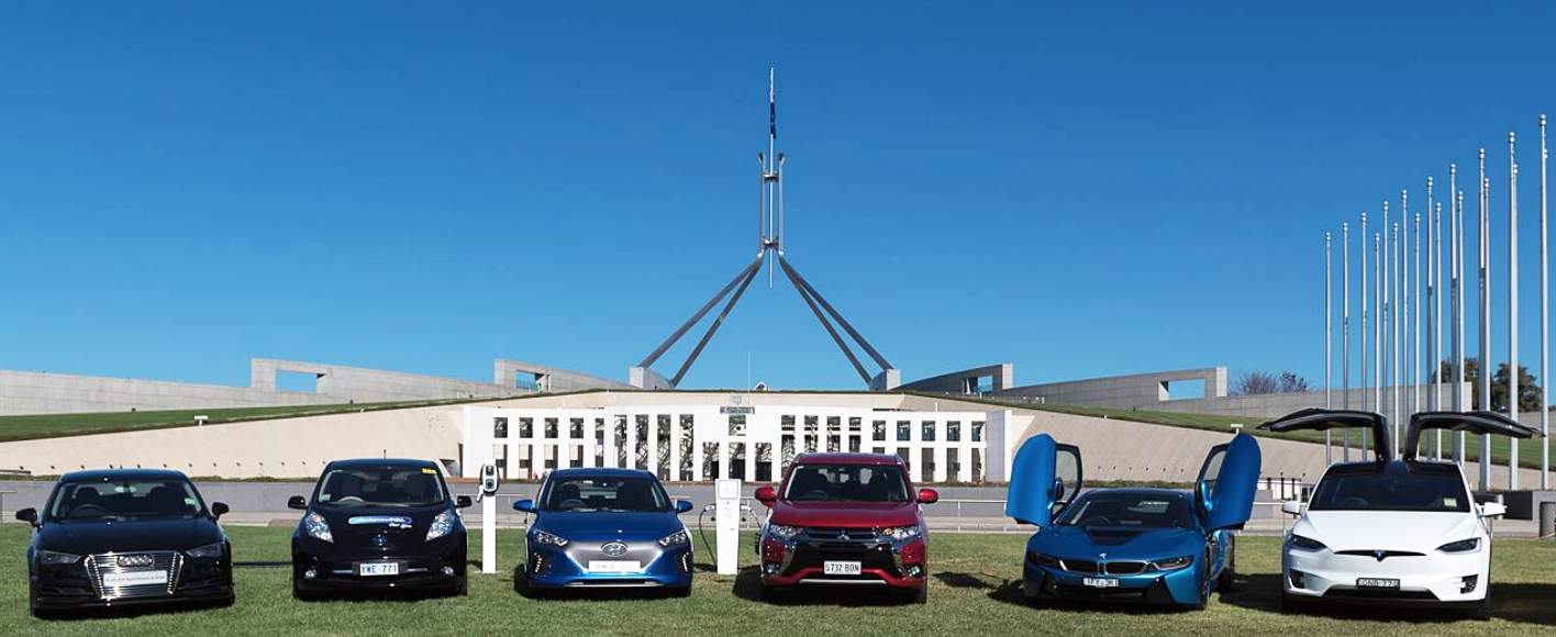 australia electric vehicle council