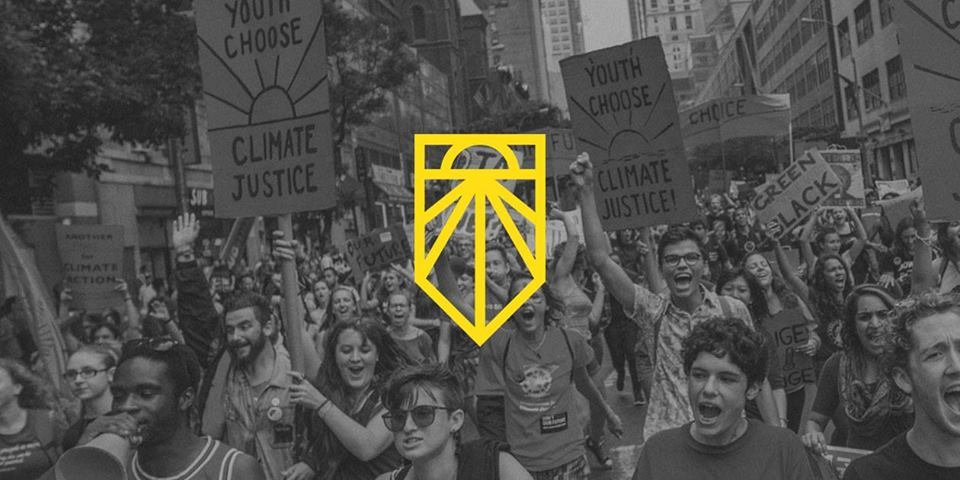 sunrise movement pushes Green New Deal