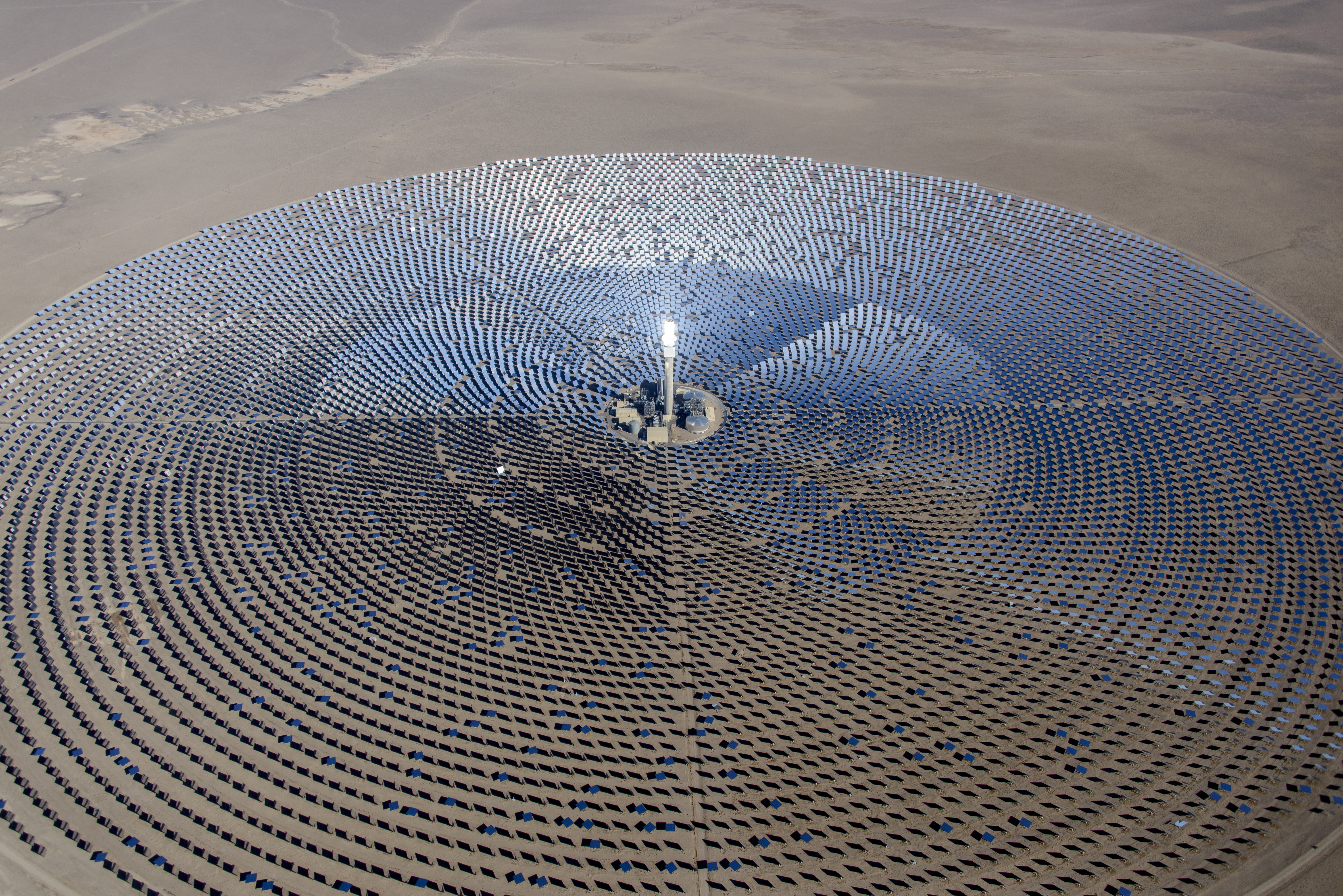 Northwest Australia has some of the world's best conditions for solar and wind energy production. PR Handout Image/AAP