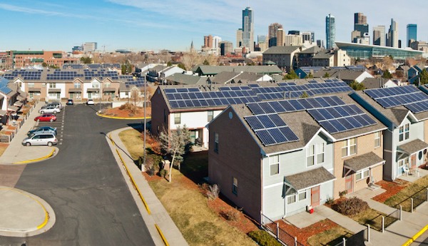 rooftop solar low income