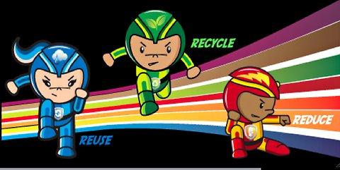 energy efficiency superheroes