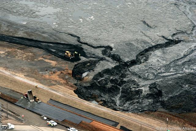 Dan River Coal Ash disaster