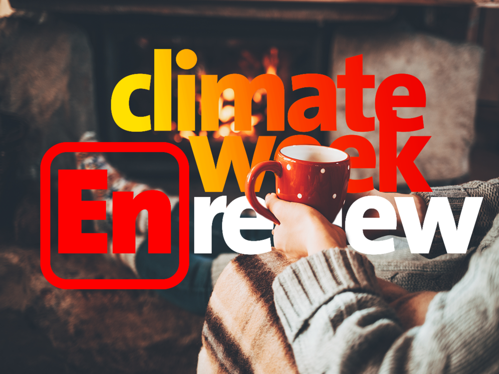 EcoRight climate change week in review