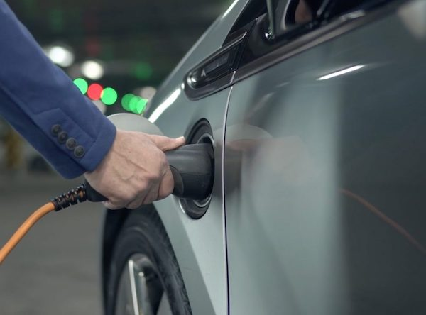 Shell oil buys EV charging company