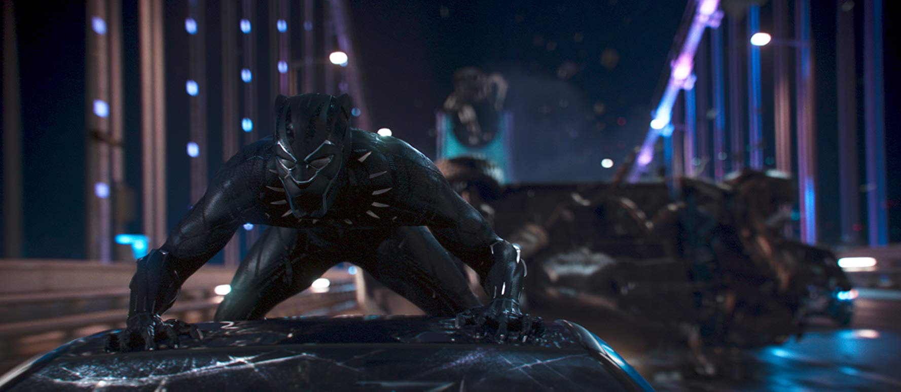 black panther - a scientist can be a superhero